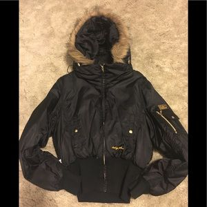 Baby Phat Puff Jacket